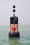 Maritime navigation light Royalty Free Stock Image