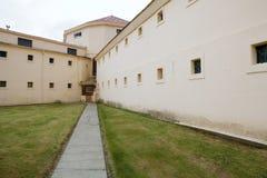 Maritime, prison et musée antarctique dans Ushuaia, Argentine photographie stock libre de droits