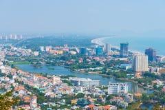 Maritime Vungtau, southern Vietnam Stock Photography