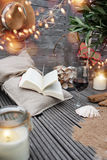 Maritimes still life to relax Stock Photo