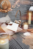 Maritimes still life to relax Royalty Free Stock Image