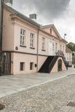 Maritimt forum för Stavanger royaltyfri fotografi