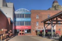 Maritimt museum av Atlanten i Halifax, Nova Scotia, Kanada Royaltyfri Foto