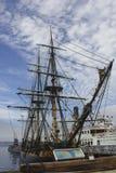 Maritimt museum av San Diego fotografering för bildbyråer