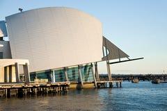maritimt museum för fremantle Arkivbilder