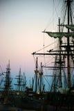 Maritimt museum San Diego arkivbilder