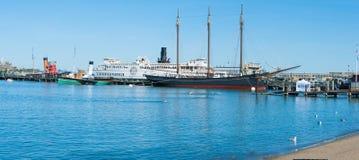Maritimt nationellt historiskt parkerar fotografering för bildbyråer