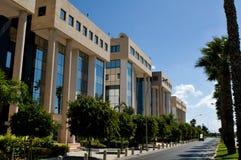 Maritme centrum - Limassol, Cypr zdjęcia stock