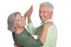 Marito e moglie senior fotografia stock
