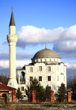 Mariupol, Donetsk region. Mariupol. Mosque of Suleiman and Roksolana Stock Image