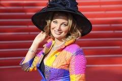 Mariya Maksakova Stock Images