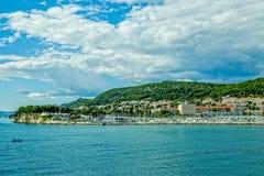 Marjan hill in Split Royalty Free Stock Image