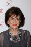 Marjorie Lord at the St. Jude Children's Research Hospital 50th Anniversary Gala, Beverly Hilton, Beverly Hills, CA 01-07-12 Royalty Free Stock Images