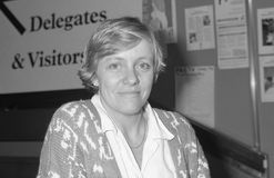 Marjorie (Mo) Mowlam Royalty Free Stock Photos