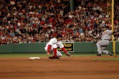 Mark Bellhorn, Boston Red Sox. Stock Photos