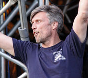 Mark Berry (Bez) of Happy Mondays Stock Photo