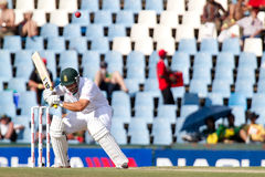 Mark Boucher Ducking Royalty Free Stock Images