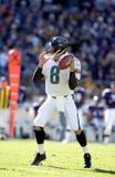 Mark Brunell, Jacksonville Jaguars. Jacksonville Jaguars QB Mark Brunell, #8.  (Image taken from color slide Stock Photo