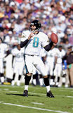 Mark Brunell, Jacksonville Jaguars Royalty Free Stock Photos
