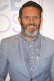 Mark Burnett. LOS ANGELES, CA - NOVEMBER 4, 2014: Producer Mark Burnett at the nominations announcement for the 2015 People's Choice Awards at the Paley Center Royalty Free Stock Photos