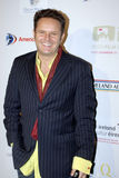 Mark Burnett on the red carpet Stock Images
