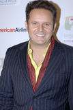 Mark Burnett on the red carpet Royalty Free Stock Photography