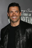 Mark Consuelos Photos libres de droits
