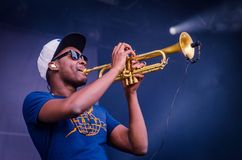Mark Crown of Rudimental Royalty Free Stock Photography