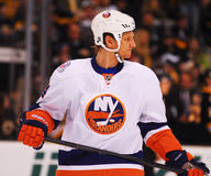 Mark Eaton New York Islanders Royalty Free Stock Images