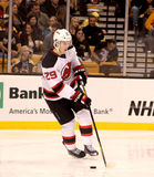 Mark Fayne New Jersey Devils Stock Photo