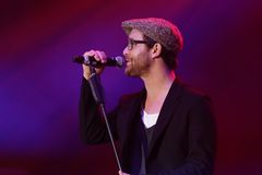Mark Forster Stock Image