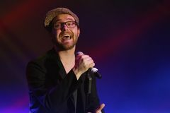 Mark Forster Royalty Free Stock Photography
