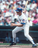 Mark Grace, Chicago Cubs Foto de Stock Royalty Free