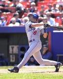 Mark Grudzielanek, Los Angeles Dodgers Image stock