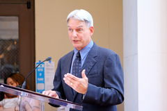 Mark Harmon Royalty Free Stock Image