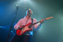 Mark Knopfler Royalty Free Stock Image