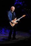 Mark Knopfler en el concierto 5-3-2013 imágenes de archivo libres de regalías