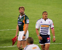 Mark Lawrence Referee South Africa 2012 Royalty Free Stock Photo