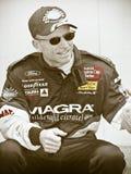 Mark Martin NASCAR driver stock photography