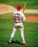 Mark Mc Gwire St. Louis Cardinals Royalty Free Stock Photography