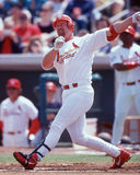 Mark Mc Gwire St. Louis Cardinals Stock Photos