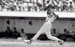 Mark McGwire, Oakland Athletics fotografia de stock