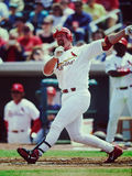 Mark McGwire St. Louis Cardinals Stock Images