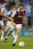 Mark Noble of West Ham United Royalty Free Stock Photo