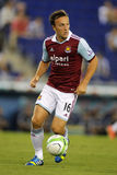 Mark Noble of West Ham United Royalty Free Stock Photography