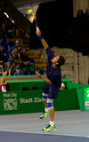 Mark Philippoussis at Zurich Open 2012 Stock Image