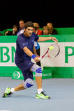 Mark Philippoussis at Zurich Open 2012 Royalty Free Stock Images