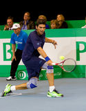 Mark Philippoussis at Zurich Open 2012 Stock Photo