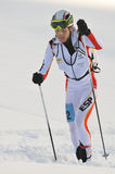 mark pinsach rubirola narciarki spanish Zdjęcia Stock