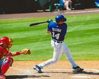 Mark Quinn Kansas City Royals Stock Photography
